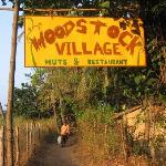  woodstock welcome board