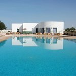  vue piscine et pool-house