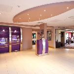 Loughborough Reception Area