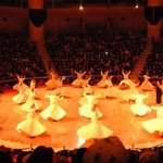Whirling Dervishes at Sama