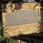 Duchman entry sign