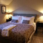 One of our four luxury bedrooms