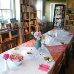 Snug Harbour Bookstore ~ Wine Tasting