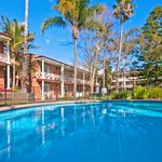 Country Comfort Terrigal Hotel Outdoor Swimming Pool