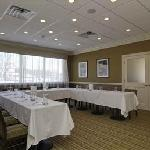  Corporate meeting space avaliable for up to 24 guests
