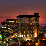 The Culver Hotel in Culver City