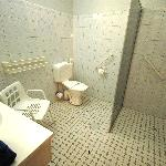 Bathroom with disabled facilities