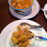 massamun curry with chicken