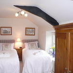 Twin Room Millgate B&B