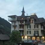 Hotel Alpenhof-Post