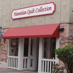 Hawaiian Quilt Collection Store, Waikoloa, Big Island