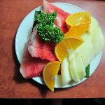  Fruits platter