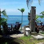 Temple Cafe & Seaside Cottages resmi