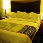 Fairfield Inn & Suites Chattanooga I-24/Lookout Mountain resmi