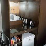 Fully stocked mini-bar and tea/coffee facilities