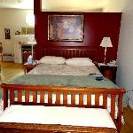 Foto van Campbell House Bed and Breakfast