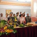 buffet e staff