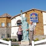 Foto van BEST WESTERN Liberty Inn