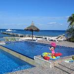 Beach and swimming pools