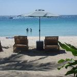Roxin Apartments is just 1 minute walk ti this beautiful beach