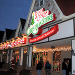 Santa Claus Christmas Store