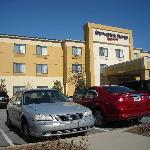 SpringHill Suites by Marriott-Columbus