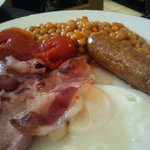 english breakfast picture, delicious!!!!!!