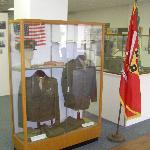  Uniforms on display
