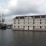 Het Scheepvaartmuseum National Maritime Museum