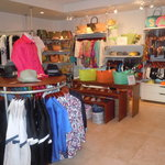 Inside our bright & fun store!
