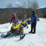 Northern Extremes Snowmobiling - Private Tours