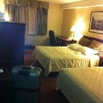 Foto de Travelodge Hotel Vancouver Airport
