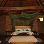 Stone Camp in Mkhaya Game Reserve Foto