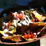 Nachos Sol...delicious!