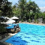  Poolside at Oxalis Regency, Magekang