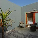 Room 5 Private Courtyard and Private Entrance