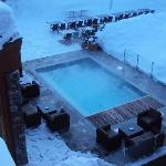 Try hot pool when it is -17 :)