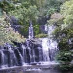  McLean waterfall