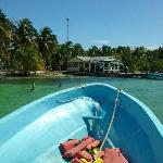 Coming Into Southwater Caye