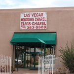 The Elvis Chapel