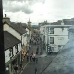  Room view of keswick high Street