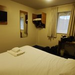 inside the double room