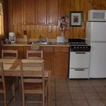 Cabin #3 - Kitchen