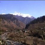 Laripora Village on top of Pahalgam