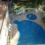  view of the swimming pool from the room