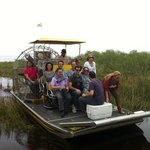 Airboat In Everglades - Private Tours