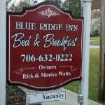Blue Ridge Inn Bed & Breakfastの写真