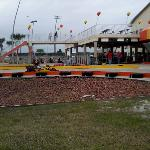 racing go-carts