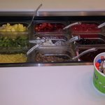 fruit poppers and other toppings