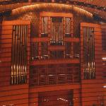  The 44 stop pipe organ built by Johannes Klais Orgelbau GmbH in 1999